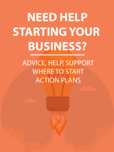 Help starting your business